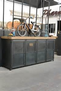 fabrication meuble m 233 tallique industriel