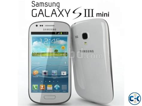 Hp Samsung S3 Mini Value samsung galaxy s3 mini high master copy clickbd