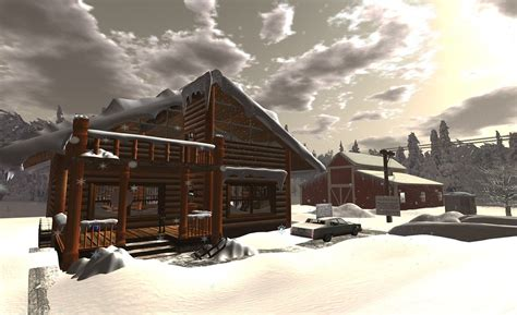 winter survival game  extension  game   life