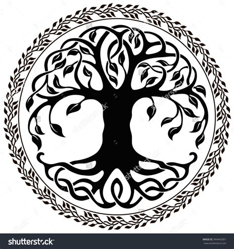 Free Celtic Tree Of Life Clipart Clipground Celtic Tree Of Images