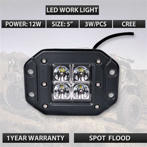 high quality led lights high quality led driving lights for trucks led flush mount