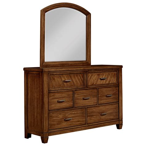 rustic cottage furniture vaughan bassett rustic cottage rustic 7 dresser with