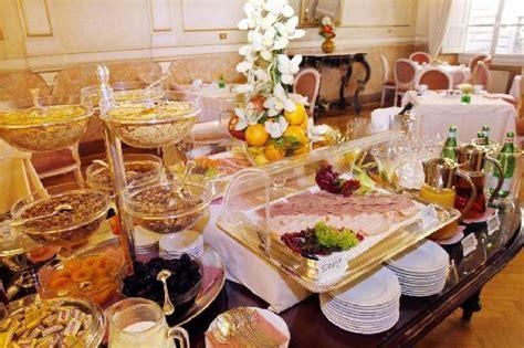 Breakfast Room Picture Of Bernini Palace Hotel Florence America Breakfast Buffet