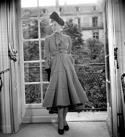 history of fashion 1930s 1940s catwalk yourself mode 1940