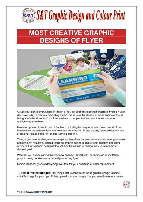 design flyer powerpoint ppt most creative graphic designs of flyer powerpoint