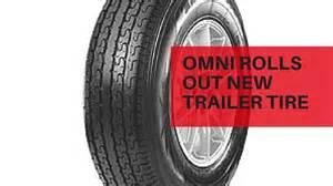 Omni Trail Tires Omni Rolls Out New Trailer Tire Finixx