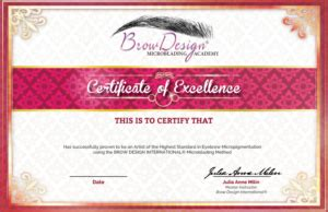 Jasa Make Up Certificate 35 serious print designs artists print design project for milin