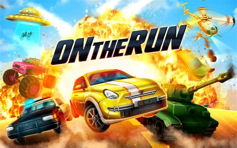 running apk on the run mod apk andropalace