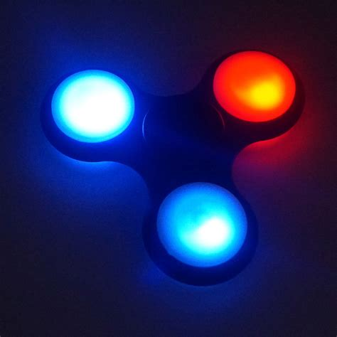 Fidget Spinner V2 Led On fidget spinner led kopen