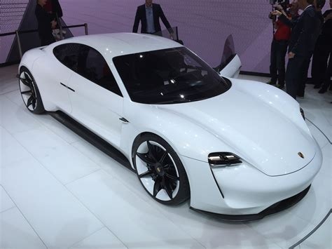 porsche electric 2018 2018 porsche mission e 600 hp electric sport sedan