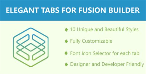 theme avada nulled elegant tabs for fusion builder nulled download
