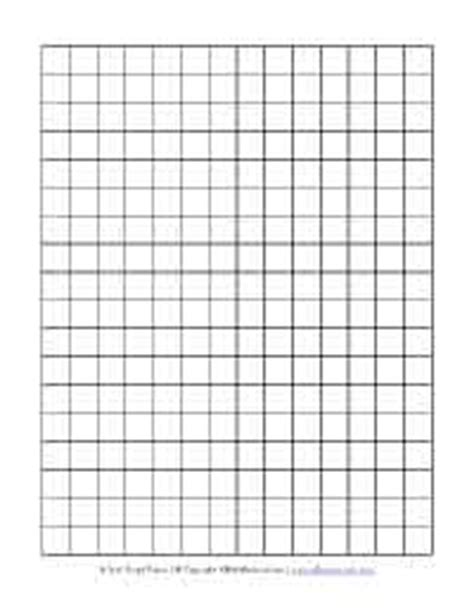 printable graph paper half inch printable graph paper all kids network