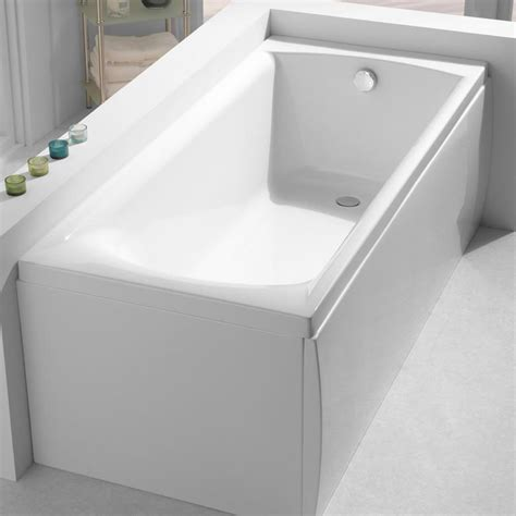 buy carron delta rectangular bath mm  mm mm