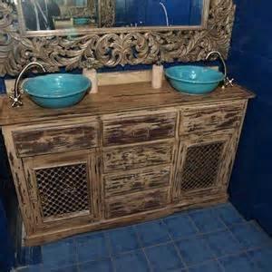 waschbecken rustikal wohnideen bilder roomido