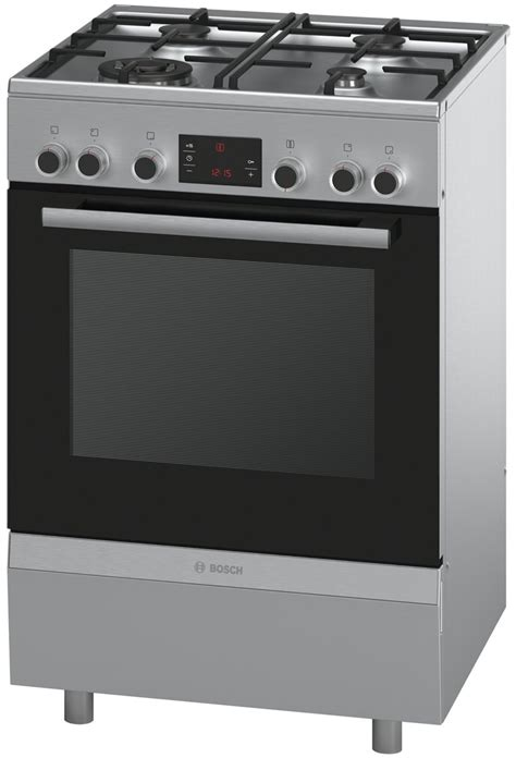 Oven Gas Bosch new bosch hgd74w455a freestanding dual fuel stove oven ebay