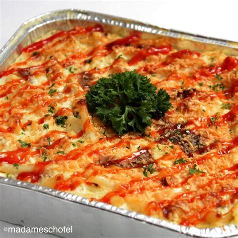 Pasta Panggang jual macaroni schotel makaroni panggang keju madame schotel