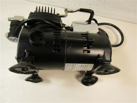 iwata studio series smart jet air compressor b107208 powers on ebay
