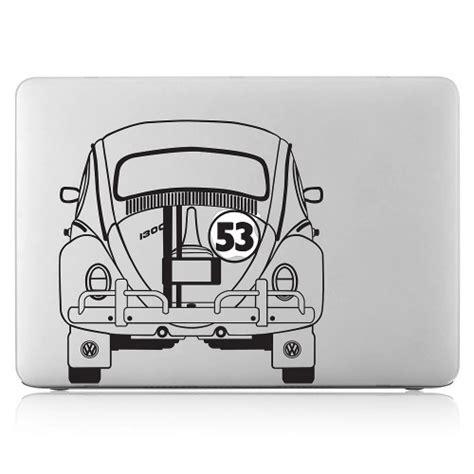 Vw Herbie Aufkleber by Herbie Vw K 228 Fer Beatle Auto Laptop Macbook Sticker Aufkleber