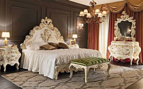fashion life style luxury bedroom design baroque style interior design ideas