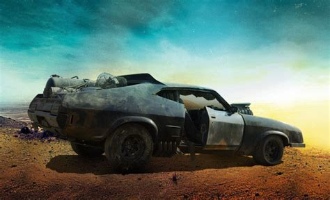 Mad Max Auto by Mad Max Fury Road Images Reveal Gigahorse War Rig And