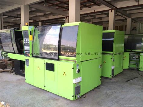 engel 45 120t used injection molding machines vc330 110