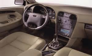 2000 Volvo S40 Interior Volvo S40 And V40 2000 Picture 14154