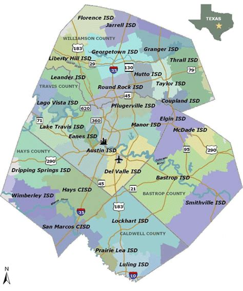 central texas college map education progress reports education talent chamber of commerce