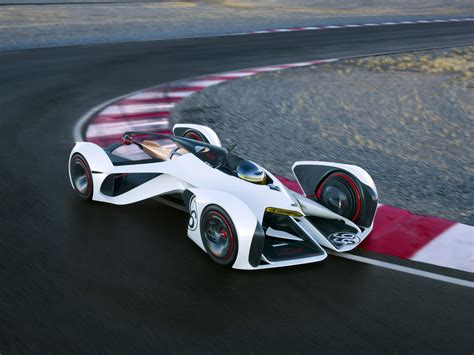 vision chevrolet beam me up chevy chaparral 2x vision gt is laser powered