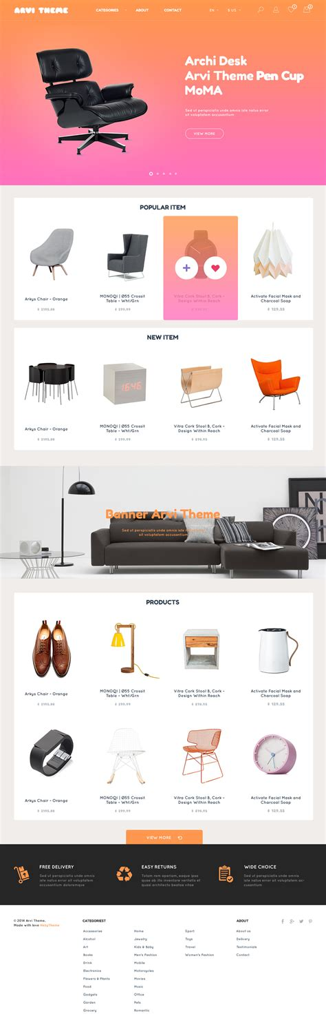 free ecommerce web templates psd 187 css author