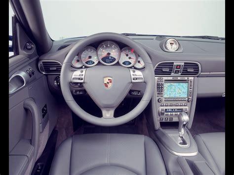 Porsche 997 Interior by 2006 Porsche 911 997 Turbo Interior 1280x960 Wallpaper