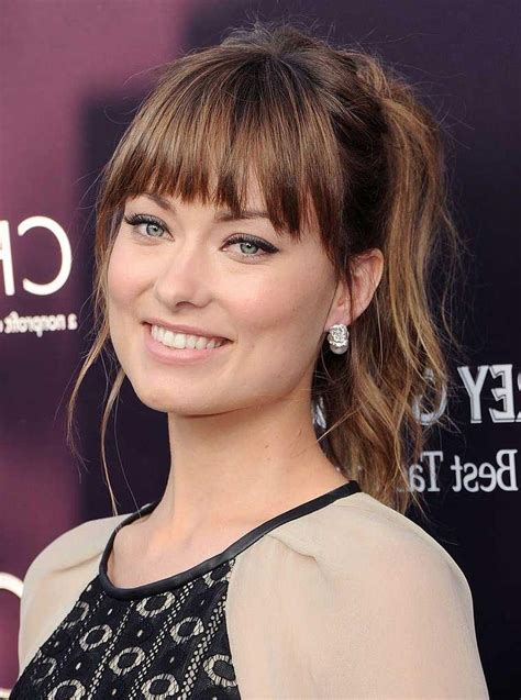 15 best ideas of long hairstyles rectangular face shape 15 ideas of long hairstyles with bangs for oval faces