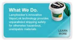 lamptracker waste management