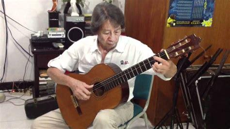 tutorial gitar indonesia raya indonesia raya dalam gitar tunggal by hans wiryadi youtube