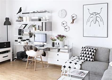 desk in living room ideas 1000 ideas about scandinavian living rooms on pinterest