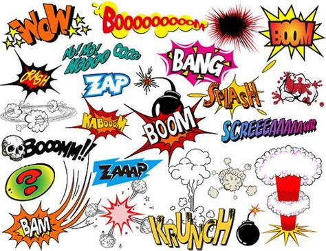 comic strip clip art cliparts