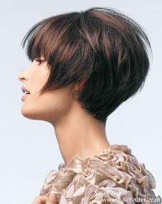 show pictures of the back of a shag hairstyle haircuts with bangs asian short hairstyles and short