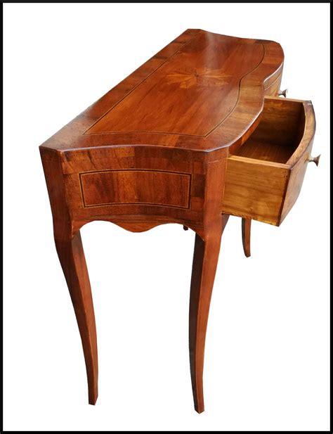 tavolino da ingresso consolle tavolino da ingresso due cassetti la commode di