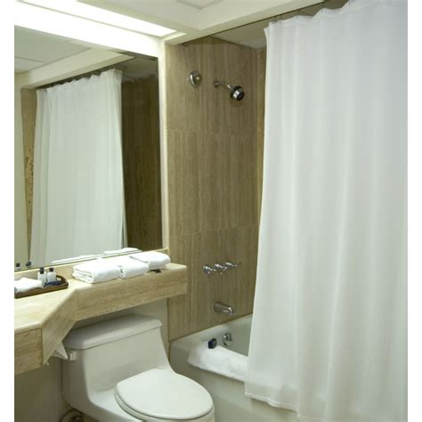 Vorhang Badezimmer by Wei 223 E Vorhang Badezimmer 100 Polyester Rafitextil