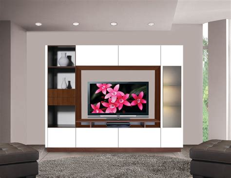 tristan entertainment center wall uni modern furniture