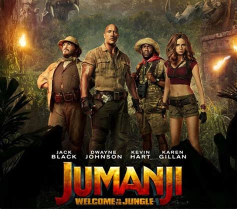 jumanji film movies prepare for the new jumanji film by the watching the old