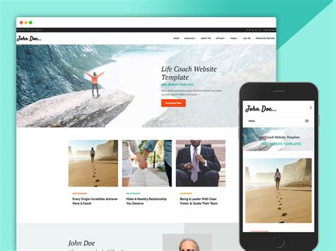 Best Bootstrap Responsive Web Design Templates 40 Ease Template Speaker Website Templates