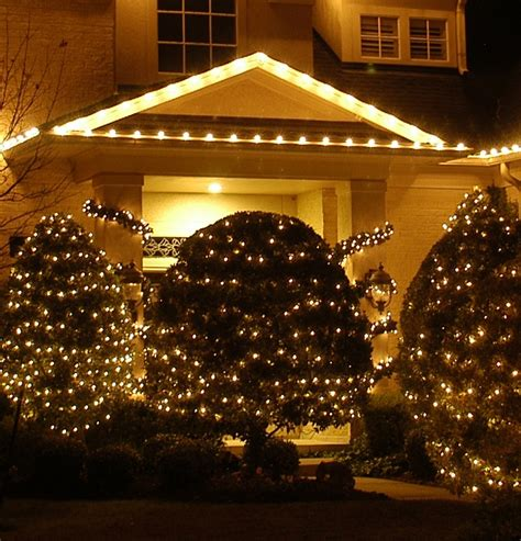 nashville tn outdoor christmas lights lighted trees and