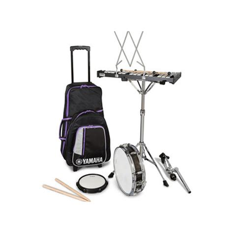 Marching Bell Yamaha yamaha student bell and snare drum combo kit with rolling