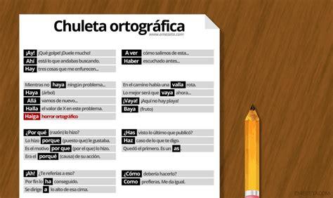 10 Consejos Para Escribir Mejor Sin Faltas De Ortograf 237 A