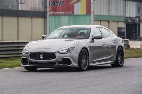Official Aspec Ppm500 Maserati Ghibli Gtspirit