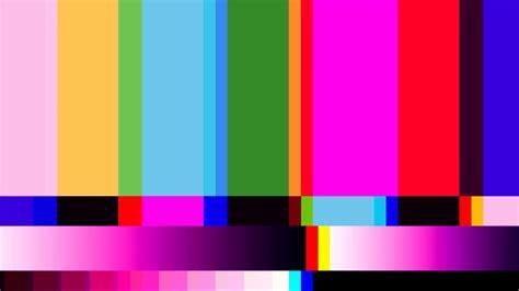 color bar test color bars motion background videoblocks