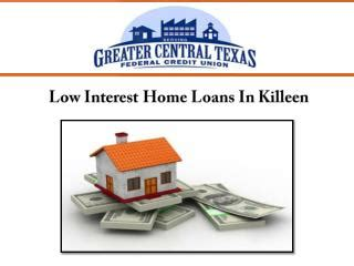 low interest house loans ppt credit union killeen tx powerpoint presentation id 7402841