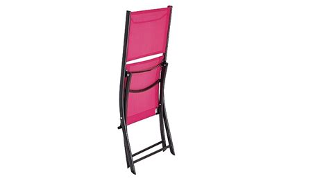 Miami Bistro Chair Miami 2 Folding Bistro Chairs Fuchsia Garden Furniture George At Asda