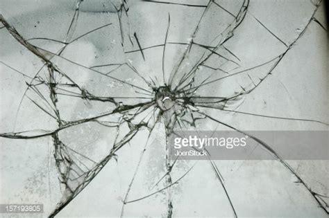 how to rejoin broken glass broken glass window bullet shooting impact hole cracks