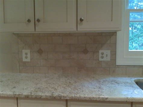 How To Do A Kitchen Backsplash by Do It Yourself Kitchen Backsplash Home Design Ideas